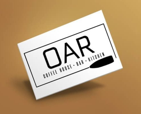 OAR • Coffee House • Bar • Kitchen