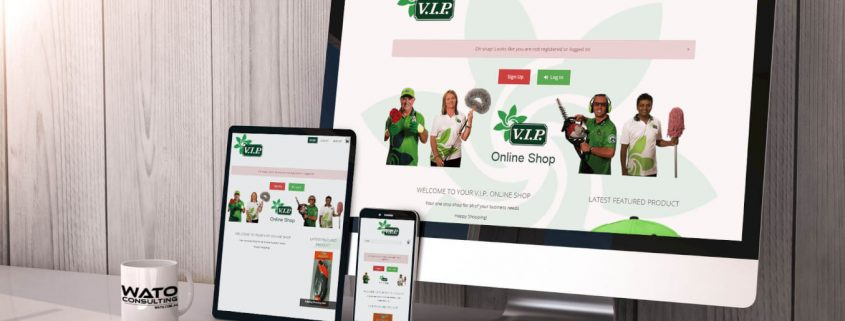 V.I.P. Home Services - Franchise Shop