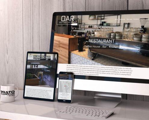 OAR • Coffee House • Bar • Kitchen
