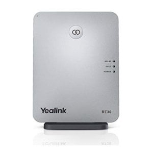 Yealink RT30 DECT Phone Repeater. Up to 6 repeaters per base station