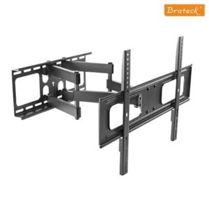 """Brateck Economy Solid Full Motion TV Wall Mount for 37""""-70"""" Up to 50kgLED"""