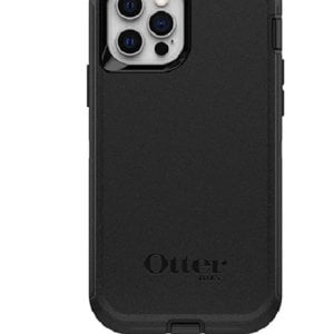 Otterbox Commuter Case for iPhone 12 and iPhone 12 Pro - Black