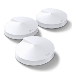 TP-Link Deco M9 Plus(3-pack) AC2200 Smart Home Mesh Wi-Fi System