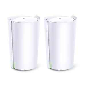 TP-Link Deco X90(2-pack) AX6600 Whole Home Mesh Wi-Fi System (WIFI6)