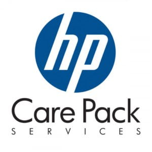 HP Care Pack 3 Year Next Business Day Onsite Notebook Only Service - Suits HP 250