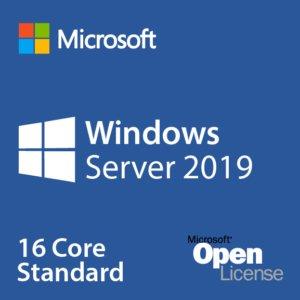 Microsoft Windows Server Standard CORE 2019