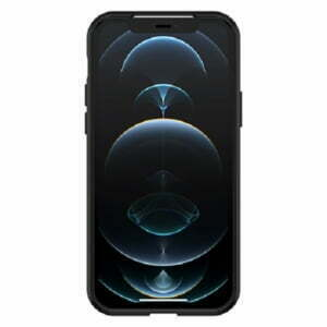 OtterBox React Series Case for Apple iPhone12 / iPhone 12 Pro - Black Crystal