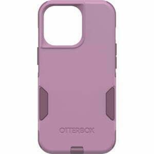 OtterBox Apple iPhone 13 Pro Commuter Series Antimicrobial Case - Maven Way (Pink) (77-83436)