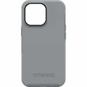 OtterBox Apple iPhone 13 Pro Symmetry Series Antimicrobial Case - Resilience Grey (77-83472)