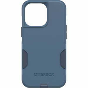 OtterBox Apple iPhone 13 Pro Commuter Series Antimicrobial Case - Rock Skip Way (Blue) 77-83440