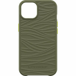 LifeProof WAKE Case for Apple  iPhone 13  - Green( 77-83564 ) - Mellow wave pattern