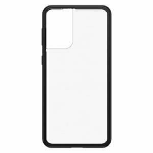 OtterBox React Series Case for Samsung Galaxy S21 Ultra 5G  - Black Crystal