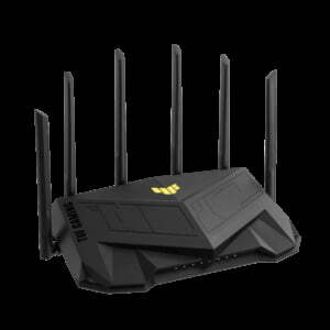 ASUS TUF-AX5400 Dual Band WiFi 6 Gaming Router With Dedicated Gaming Port