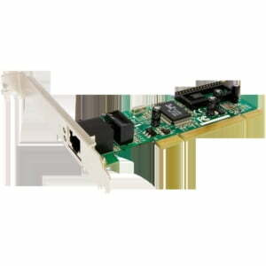Edimax EN-9235TX-32 Gigabit Ethernet PCI Network Adapter With Low Profile Bracket Plug and Play