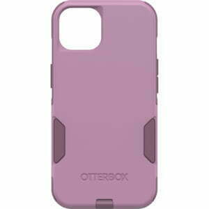 OtterBox Apple iPhone 13 Commuter Series Antimicrobial Case - Maven Way (Pink) (77-85422)