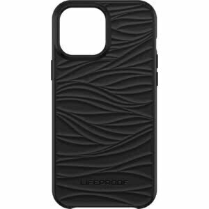 LifeProof WĀKE Case For Apple iPhone 13 Pro Max ( 77-85702 ) - Black - Mellow wave pattern